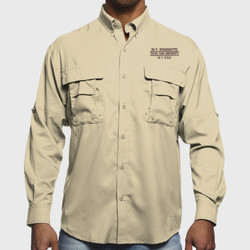 N-1 Dad L/S Pro Fishing Shirt